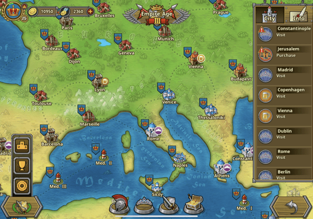 ‎European War 5: Empire Screenshot