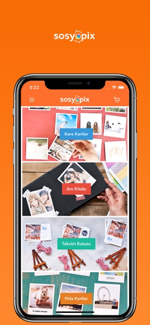 Sosyopix - Anılarına Dokun Screenshot