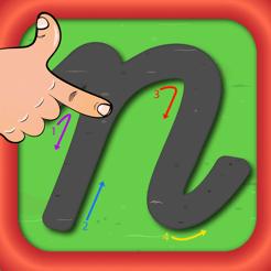 Letters leren schrijven