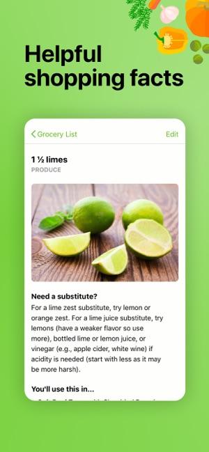 Mealime Meal Plans & Recipes Screenshot