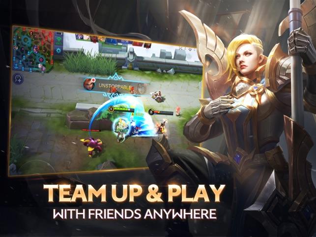 Mobile Legends: Bang Bang Screenshot