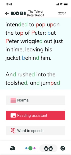 KOBI for Schools Screenshot