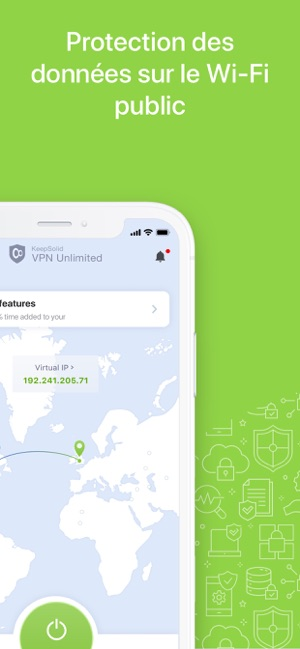 ‎VPN Unlimited - Fast & Private Capture d'écran