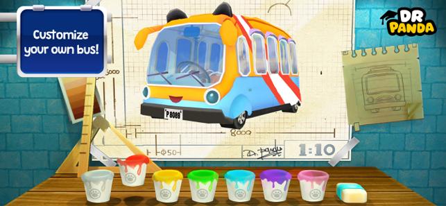 Dr. Panda Busfahrer Screenshot