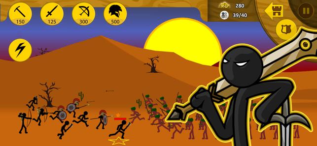 Stick War: Legacy Screenshot