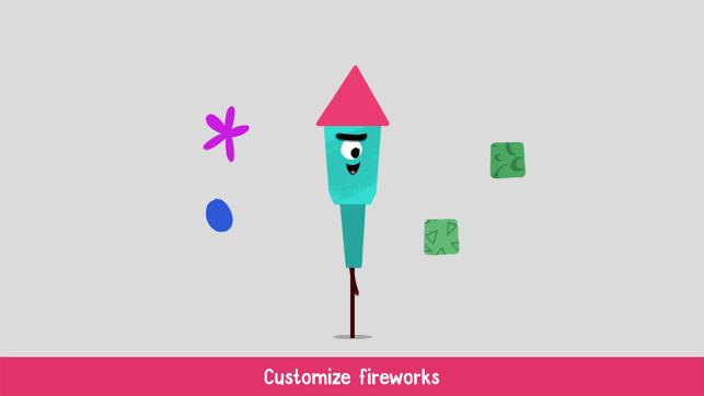 Fireworks Lab Screenshot