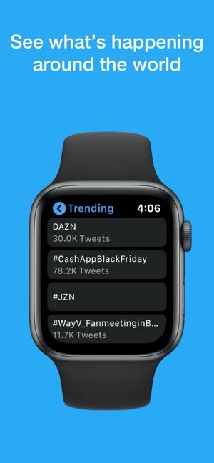 Chirp for Twitter Screenshot