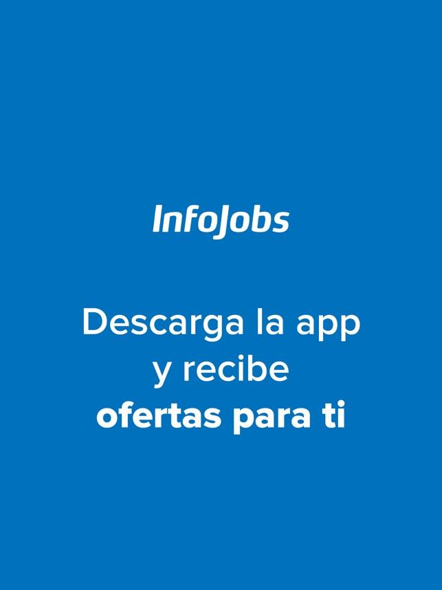 InfoJobs - Trabajo y Empleo Screenshot