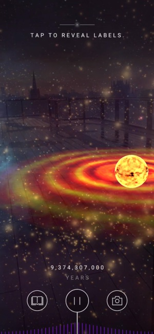 Big Bang AR Screenshot