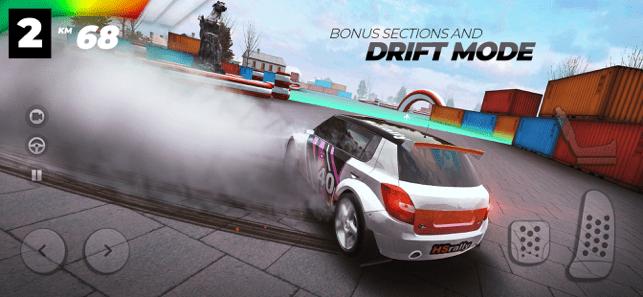 Real Rally: Drift & Rally Race Screenshot