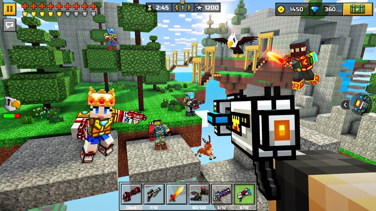 Pixel Gun 3D  Battle Royale by Cubic Games Pixel Gun 3D  Battle Royale