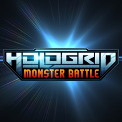 HoloGrid: Monster Battle AR