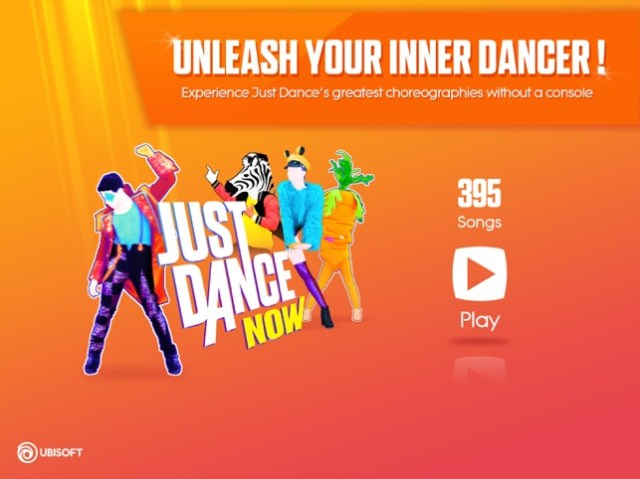 Just Dance Now Screenshot