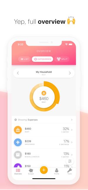 Buddy - Budget & Save Money Screenshot
