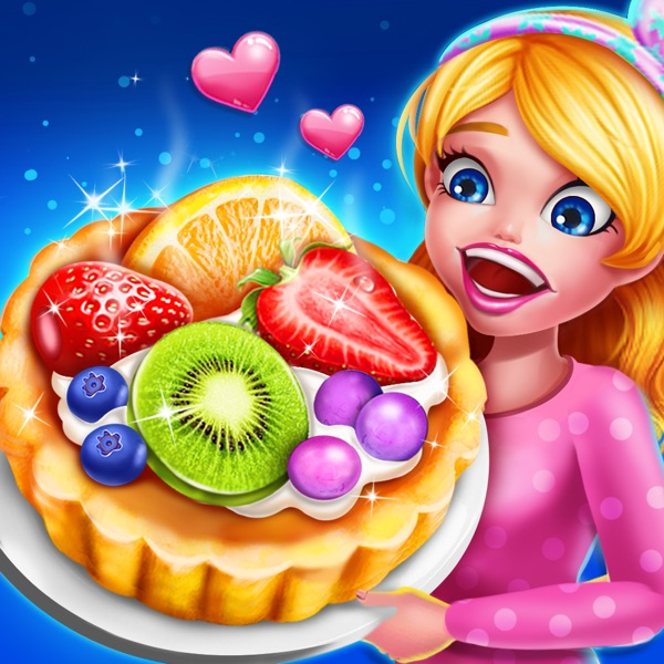 Desserts Maker PJ Party - Kids Food Cooking Games