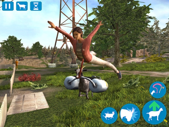 Goat Simulator For iOS Ties Lowest Price In Three Months