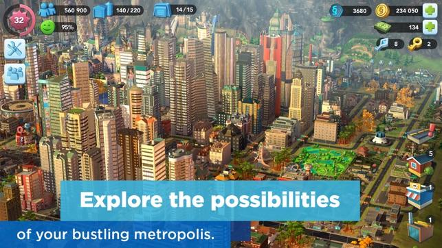 SimCity BuildIt Screenshot