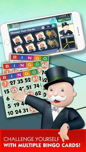 MONOPOLY Bingo! Screenshot