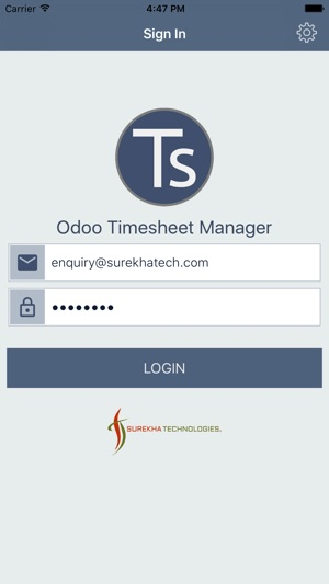 Odoo Timesheet Manager on the App Store  Odoo Timesheet Manager on the App Store