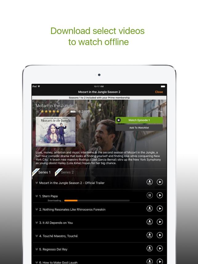 Prime Video Chromecast