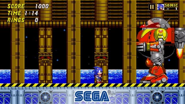 Sonic the Hedgehog 2 ™ Classic Screenshot