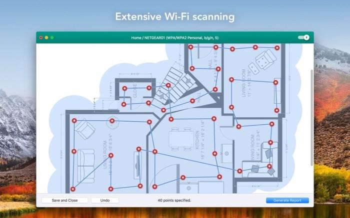 Wifiner - WiFi Analyzer Screenshot 02 16qxfe4n