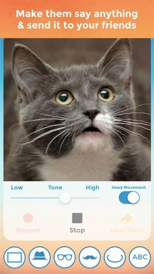 My Talking Pet Pro Screenshot