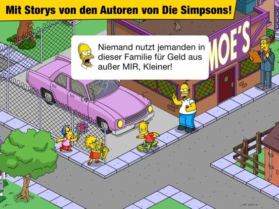 Die Simpsons™: Springfield Screenshot