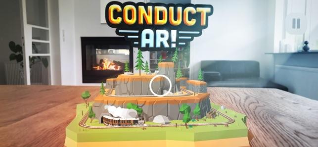 Conduct AR! Screenshot