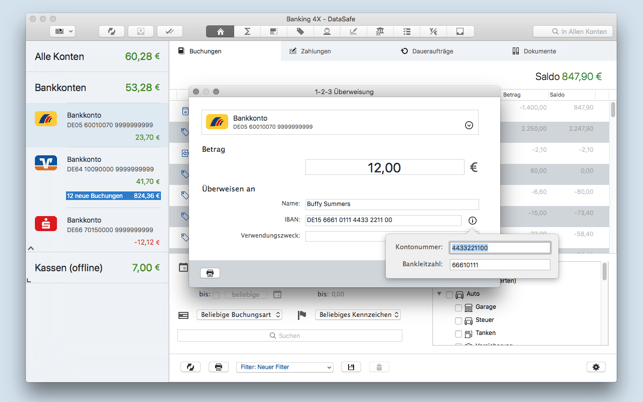 Banking 4X Screenshot