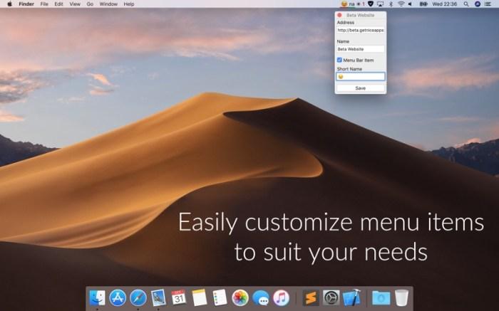 Pingey: menu bar website ping Screenshot 03 57xz2an