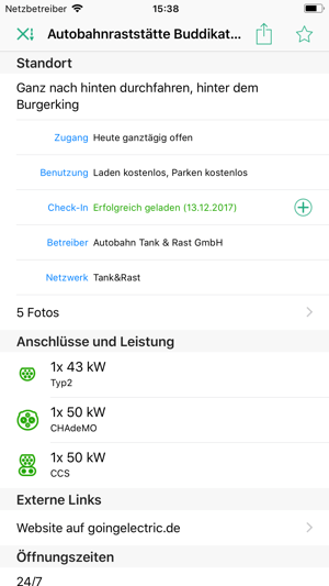 chargEV Screenshot
