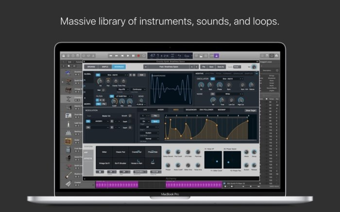 Logic Pro X Screenshot 03 57rh42n