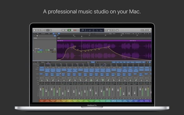 Logic Pro X Screenshot 01 57rh42n