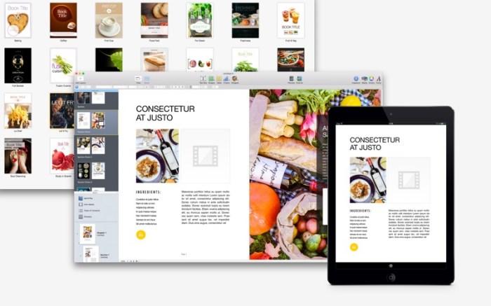 Cookbook Author  - Templates Screenshot 04 134ne9n