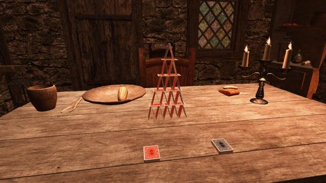 Castle Of Cards Screenshot