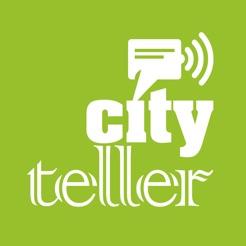 cityteller. racconta le città attraverso i tuoi libri