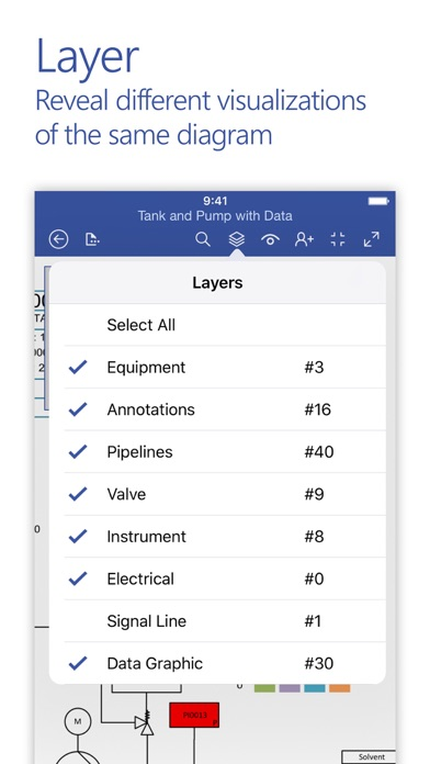 Microsoft Visio Viewer | App Report on Mobile Action