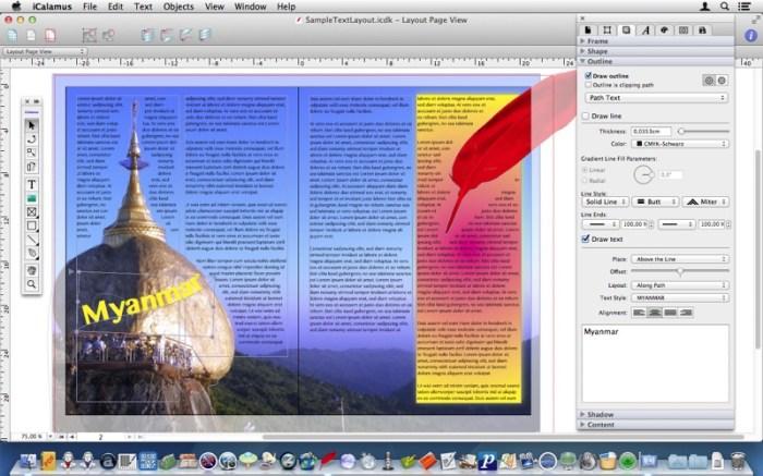 iCalamus 2 Screenshot 03 16seosxn