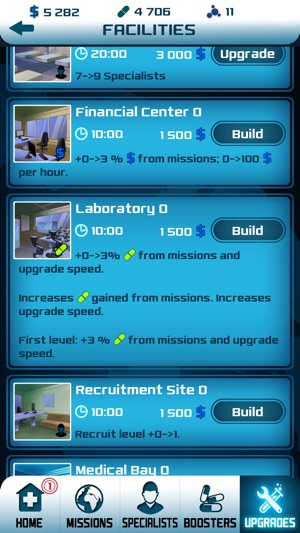 MedCorps - Curing the Globe Screenshot