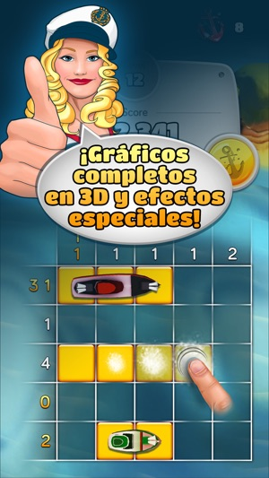 Puzzle Fleet Screenshot