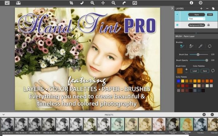 Hand Tint Pro Screenshot 01 9wco9jn