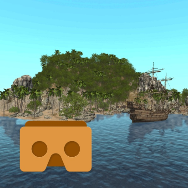VR Island HD for Google Cardboard
