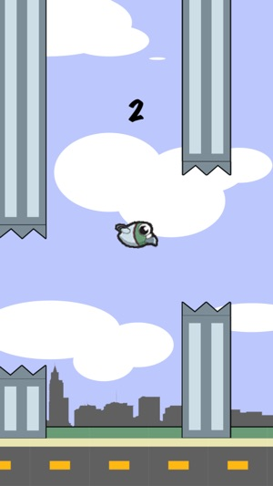 Snappy Bird - Flap to Chat Screenshot