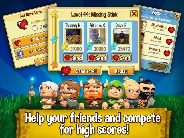 Cavemania Screenshot