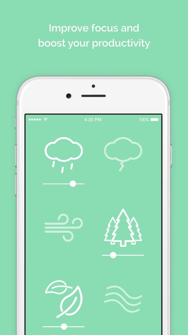 Noisli Screenshot