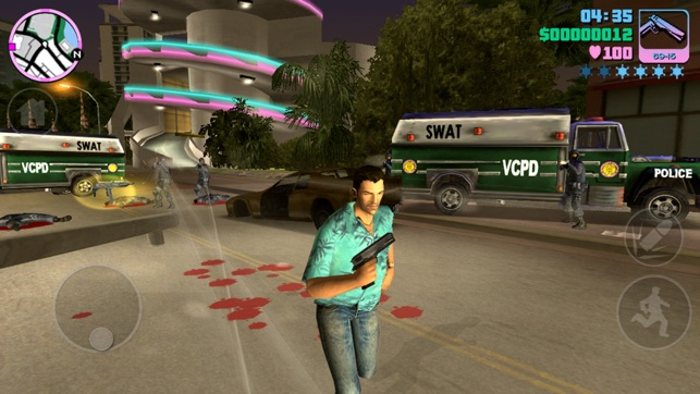 Grand Theft Auto  Vice City on the App Store Screenshots