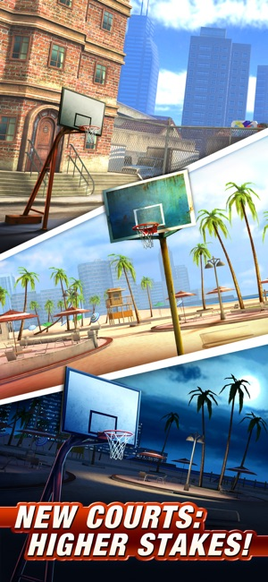 Basketball Stars™ Screenshot
