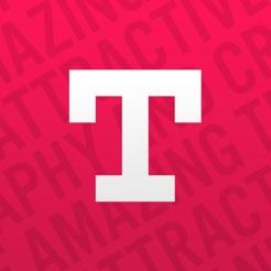 Typorama: Fotoğraf üstüne yazı