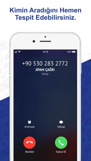 GetContact - Spam Protection Screenshot
